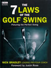 Nick Bradley The 7 Laws of the Golf Swing BBC Book
