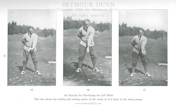 Cure A Golf Slice - Golf Swing Flat Upright Swing - The