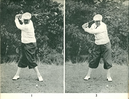 how to keep head still in golf swing