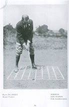 Harry Vardon The Finish