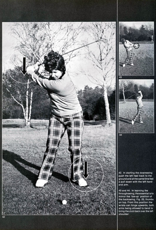 Cure A Golf Slice - Golf Instruction - The Word Swing (1890