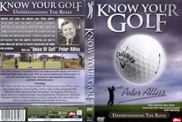 "Know Your Golf Understanding The Rules with Peter Alliss the ""Voice of Golf"""