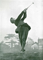 George Duncan Open Champion 1920