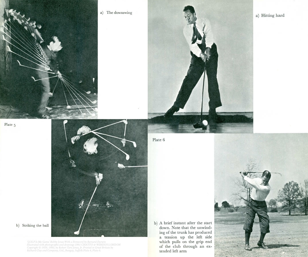 Cure A Golf Slice - Striking The Ball In Golf - The Twa
