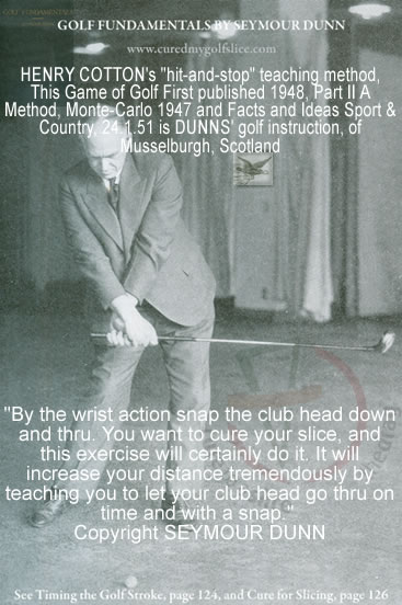 Cure A Golf Slice - How To Cure A Slice In Golf - Cure To A